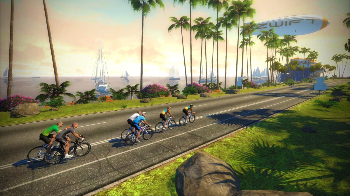 Welcome to the Zwift Community! Enjoy your stay!